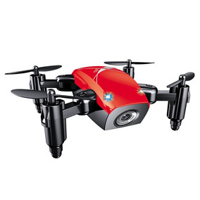 Mini Drone Quadricoptero 4ch 2.4g 6 Axis 3d Câmera S9 Barato