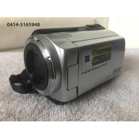 Filmadora Handycam Sony Dcr-sr47 (60 Gb De Disco Duro)