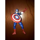 Capitàn America Articulado Hasbro Marvel 2013