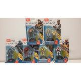 Halo® Héroes Serie 9 Mega Construx Completa!!!