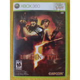 Resident Evil 5 Xbox 360 Play Magic