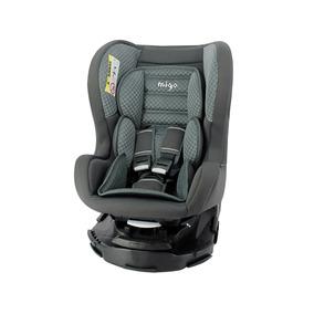 Cadeira Para Auto Reclinável Migo Revo Sp Shadow De 0 A 18kg