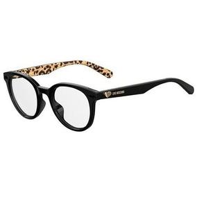 Armação De Óculos De Grau Love Moschino Feminino Mol518 807 00248307b3