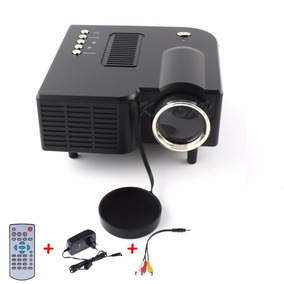 Mini Proyector Hd Led 1080 100