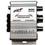 Amplificador Dxr Mini 2 Canales 900w