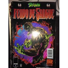 Spawn Feudo De Sangue De Alan Moore Serie Completa