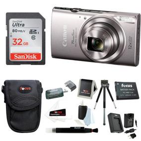 Canon Powershot Elph 360 Capítulo 20.2 Mp Cámara Digital (pl