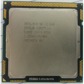 Procesador Intel I3 560 3.33ghz