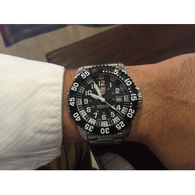 Reloj Luminox Navy Seal Acero A3150