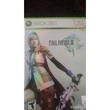 Final Fantasy Xiii 13 Xbox 360