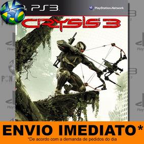 Jogo Crysis 3 - Pronta Entrega - Psn - Play 3
