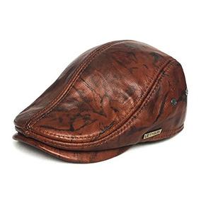 f07d46023fc63 Sombreros En Cuero Y Accesorios - Sombreros para Hombre en Mercado ...