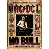 Dvd De Ac/dc: No Bull Concierto En Vivo 1996