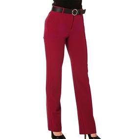 4818413505 Pantalon Gmt1864 Color Vino Dama Oi por Essential sport