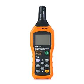 Medidor De Temperatura Y Humedad Peakmeter Ms6508
