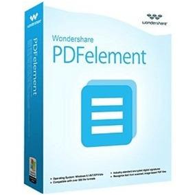 Wondershare Pdf Element 6.8 + Editor Ocr Português