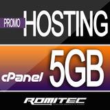Hosting Web Económico Ecuador 5gb
