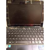 Netbook Asus Color Negro - Windows 7