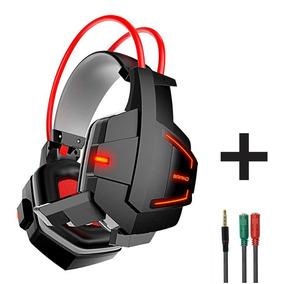 Fone Headset Gamer Ghx20 C/ Microfone P/ Ps4 Pc Xbox One