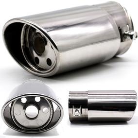 Ponteira Escapamento Reta Aço Inoxidável Som Turbo Enchendo