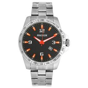 e9d121aaabc De Luxo Masculino Magnum - Relógios De Pulso no Mercado Livre Brasil