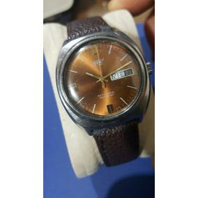 Reloj Vintage Exim Acero