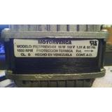 Motor Ventilador Motorvenca 18w 115v 1.01a