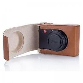 Leica D-lux 5 Ou D-lux 6 Capa De Couro - Ref 18727