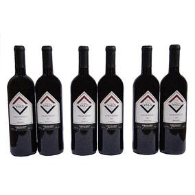 Casa De Varzi Caja De 6 Botellas Tannat Merlot