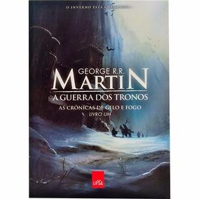 Livro: A Guerra Dos Tronos - As Crônicas De Gelo E Fogo - 1