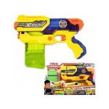 Pistola X-shot Hurricane Clip Baster + Cartuchos