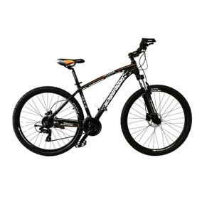 Bicicleta Scarafaggio Rin 29 Hidráulica 2019 Negro Cafe