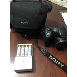 Cámara Sony Semi Profesional Sh-100