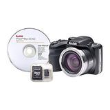 Cámara Digital Kodak Az362-bk4 36x Con Zoom Óptico Largo (