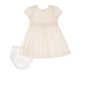 Vestidos de Bautismo Medios para Niñas en Mercado Libre Argentina 93f78f1e65f