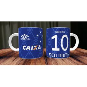 Caneca Personalizada Cruzeiro - Cozinha no Mercado Livre Brasil f47764eb38ba9