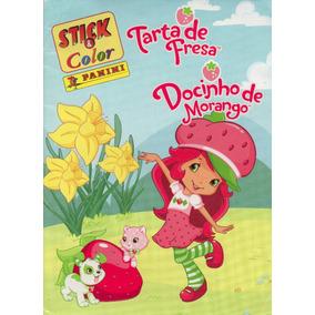 Moranguinho - Livro Para Colorir - Frete Gratis