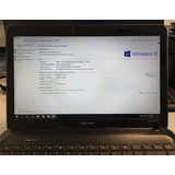 Impecable Hp Laptop Notebook Compaq Amd E1 4gb Ram 500gb