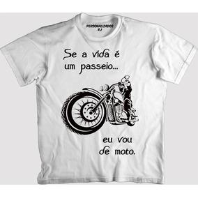 871acd22be Camisa Passeio Moto - Camisas no Mercado Livre Brasil