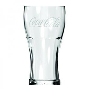Copo Cerveja Coca Cola Contour Cristal Nadir 470ml- 12 Peças