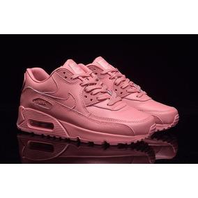 Tenis Nike Air Max 90 Para Bebe - Calçados Rosa de Bebê no Mercado ... a4ce889ba2710