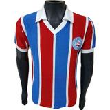 Camisa Vitoria Retro Gola Polo no Mercado Livre Brasil 6357f08006ed8