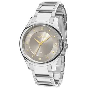 Relógio Technos Feminino Elegance Crystal Swarovski - Relógios no ... 869956aa43