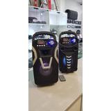 Parlante Bluetooth 5.25 Pulg Fm Bt Usb Sd Bat. Rec.oferta