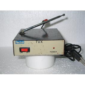 Vídeo Link Redael Tvx Transmissor S/ Fio Áudio/video 50m Vhf