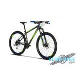 Bicicleta Sense Fun 2019 24v Freio Hidraulico Susp Trava