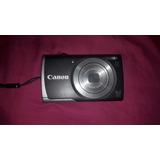 Camara Canon Powershot A2500 Hd 16mpx Xcelente Estado