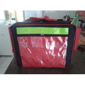 Mochila Bau Motoboy 37 Litros Com Isopor