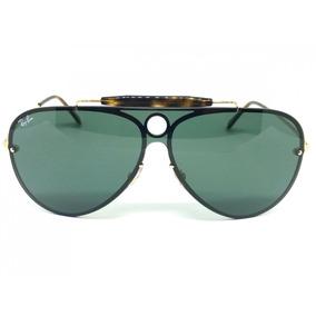 336e8564cf2ee Oculos De Sol Ray Ban Aviador Shooter Rb 3581n 001 71 32