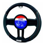 Cubre Volante Sparco Negro Costuras Rojas 38 Cm / Zofree